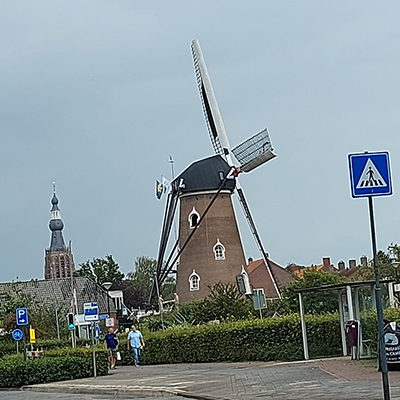 Molen in Hilvarenbeek